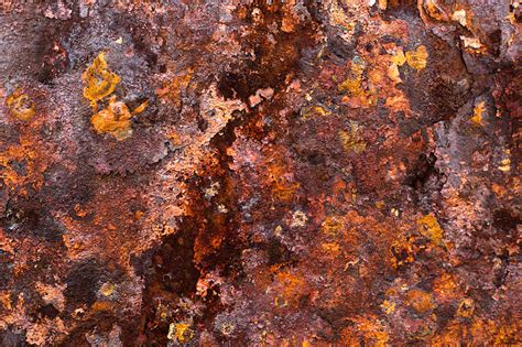 rust iron commons wikimedia rusty oxide