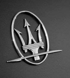 maserati trident logo 1000 images about grill badges on pinterest badges