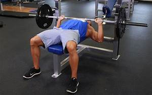 Barbell Bench Press: Video Exercise Guide & Tips