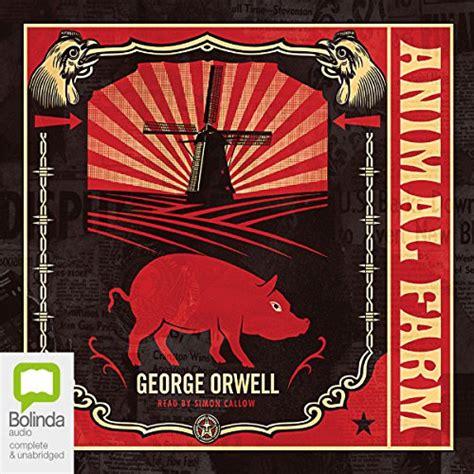animal farm audiobook george orwell audiblecomau