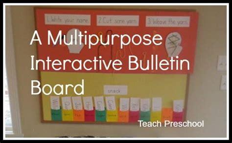 a multipurpose interactive bulletin board teach preschool 266 | Bulletin Board by Teach Preschool