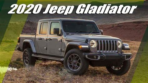 jeep gladiator pickup truck  official images  details leaked auto photo news