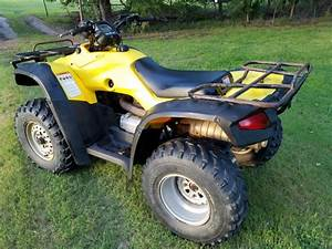 2004 Honda Rancher 350 Trx350fe Fourwheeler Atv 4x4