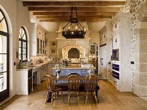 46 Fabulous Country Kitchen Designs & Ideas