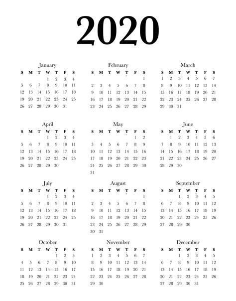 printable calendar year  holidays  printable