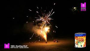 Howling Wolf - Wolff Vuurwerk - Dynasty Collection ...