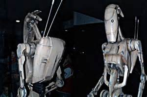 Star Wars Battle Droid Real Life