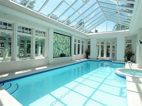 + Indoor Swimming Pool Ideas