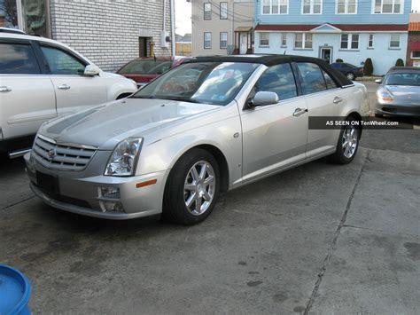 2006 Cadillac Sts Base Sedan 4 Door 3 6l