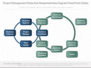 Project Management Roles And Responsibilities Diagram