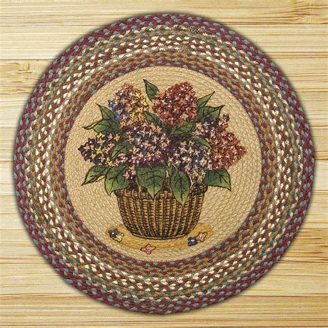 capitol earth rugs hydrangea braided jute rug by capitol earth rugs the