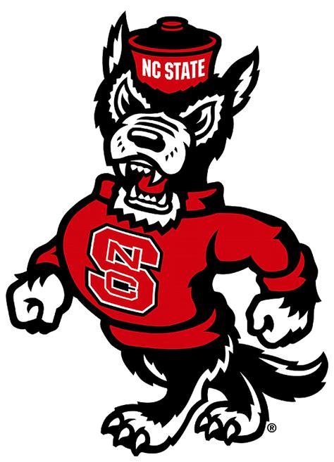 north carolina state wolfpack alternate logo ncaa