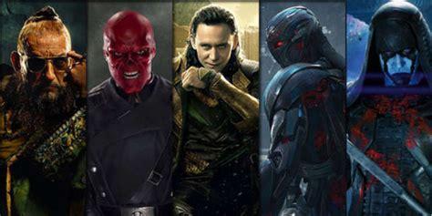 major marvel cinematic universe  villain ranked