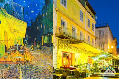 la cuisine de vincent the gogh trail in provence and part i