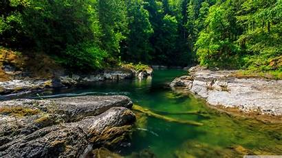 Stream Forest Mountain 4k Wallpapers Desktop Wide