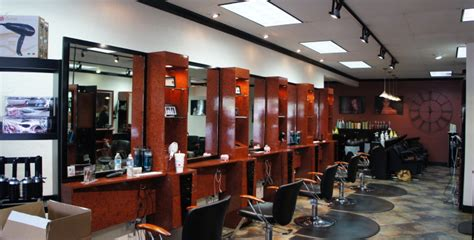 hair salon lighting hair salon lighting led retrofit study 1532