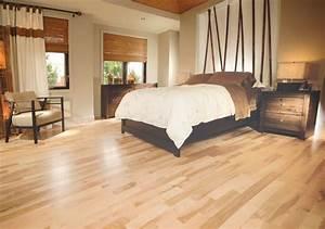 collection naturels plancher de merisier bois franc With parquet merisier