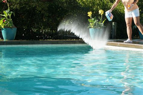 How To Soften/reduce Hardness In Swimming Pool Water