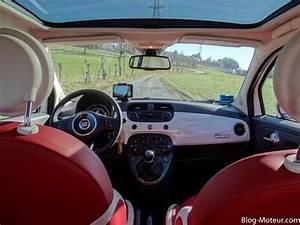 Fiat 500 Toit Panoramique : essai fiat 500 my 2014 twinair 105 ch ~ Gottalentnigeria.com Avis de Voitures