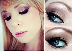 Blaue Augen Schminken Sch Nes Augen Make Up Blaue Augen Schminken