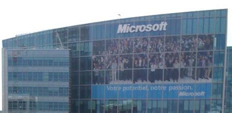 microsoft siege social microsoft déménage à