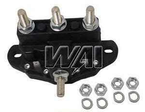 relay winch motor reversing solenoid switch new 12 volt heavy duty ebay