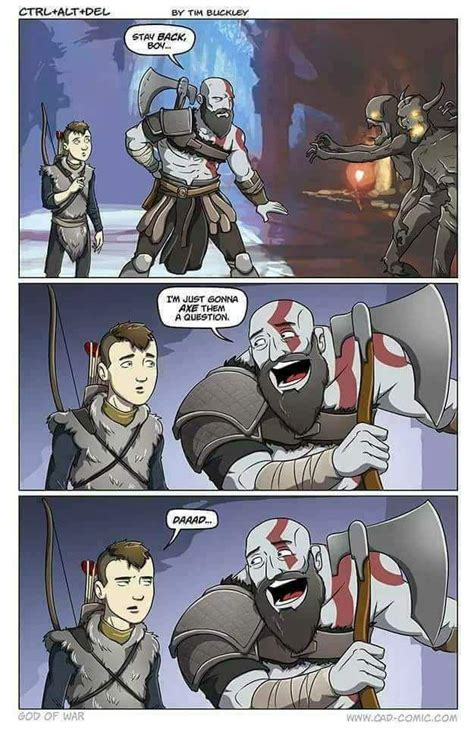 God Of War Memes - 13 god of war memes that are mighty cool in 2018 playstation universe