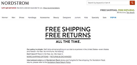 nordstrom rack free shipping blue handbags nordstrom rack return policy