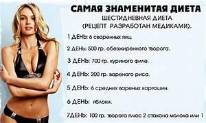 Как похудеть на 6 килограмм за 10 дней