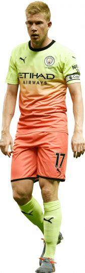 Kevin De Bruyne football render - 56407 - FootyRenders