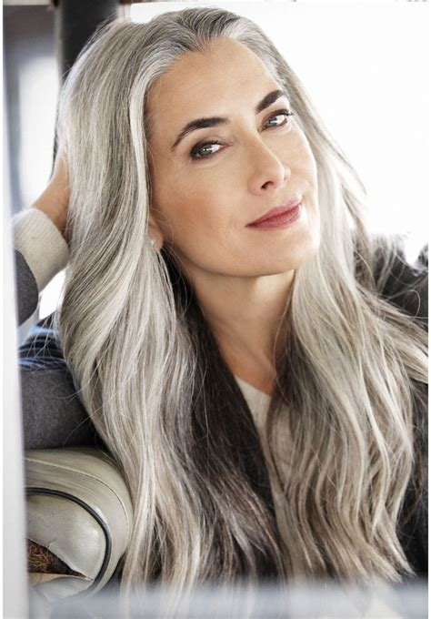 17 Best Images About Grey Hair Flair On Pinterest Silver