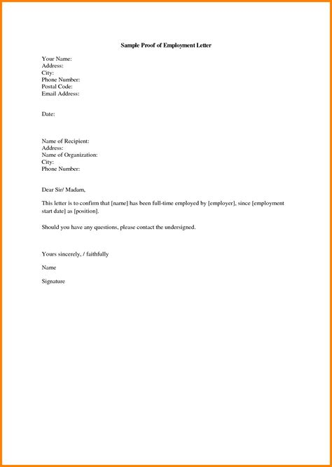 address proof letter  company nurses cv sample