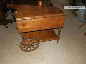 serving cart on wheels, Antique Tea Carts With Wheels ...
