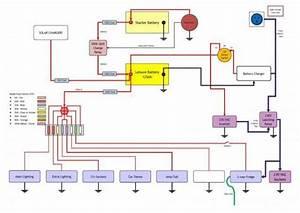 Motorhome Wiring Diagram