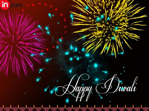 Happy Diwali Wallpapers Hd Widescreen With Crackers