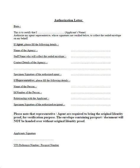 authorization letter  gst registration
