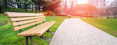 panchine parco arredi urbani per scuole e giochi per parchi