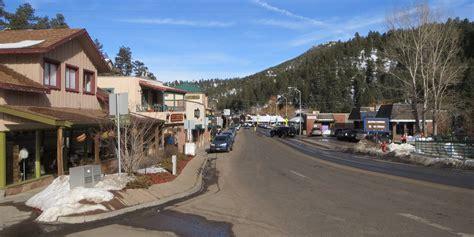 evergreen colorado towns