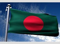 Flag Of Bangladesh The Symbol Of Natural Landscape