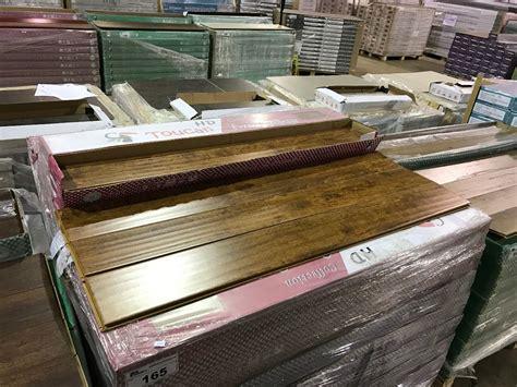 Pallet Of Toucan Tf3203 Handscraped Oak Laminate Flooring