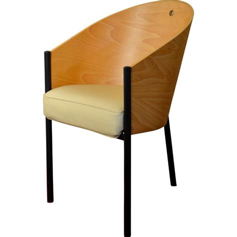Chaise Costes Starck by Chaise Quot Costes Quot En Cuir Philippe Starck 1990 Design