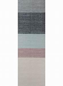tapis kilim pour couloir poraka gris de la collection With tapis couloir avec canapé déhoussable pas cher