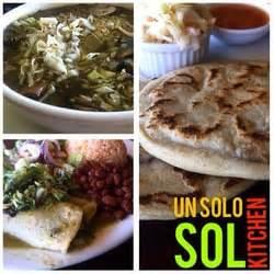 Un Solo Sol Kitchen  257 Photos  Latin American Boyle