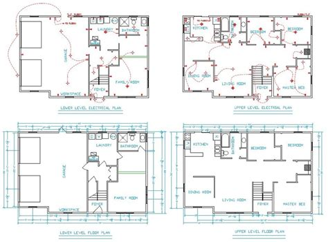 The Most Stylish House Plans Cad Drawings Regarding