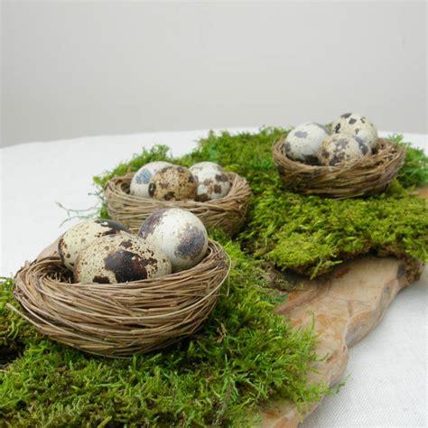 set of three natural decorative birds nests by just add a dress | notonthehighstreet.com
