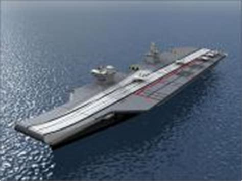 qwika future aircraft carrier
