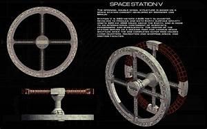 Space Station V ortho by unusualsuspex on DeviantArt