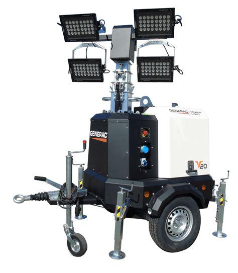 Light Tower For Sale by New Generac V20 Lighting Tower For Sale Generators For