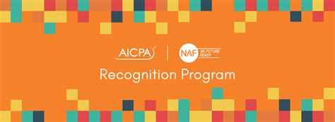 AICPA/NAF Recognition Program :: Start Here, Go Places.