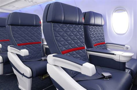 delta comfort plus delta enhances new cabins with comfort and delta onethe